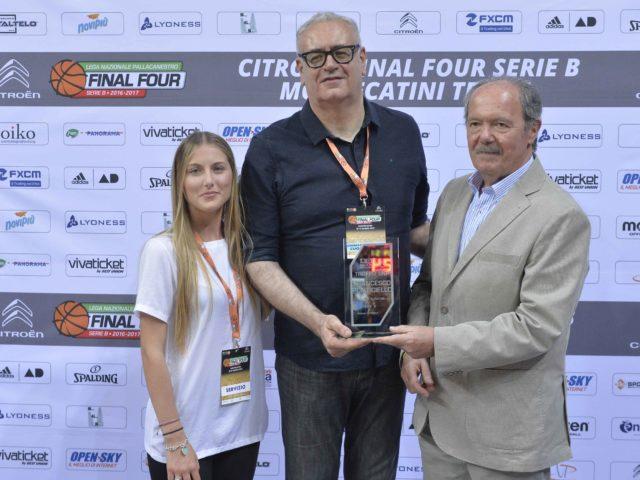 Francesco Ponticiello nuovo coach della Citysightseeing Palestrina