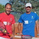 """Tc New Country Club Frascati, Santopadre e la """"24 Ore di tennis"""" «Che atmosfera». La kermesse slitta a luglio"""
