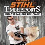 """Lariano Evento sportivo per la prima volta nel centro Italia – """"Stihl Timbersports"""