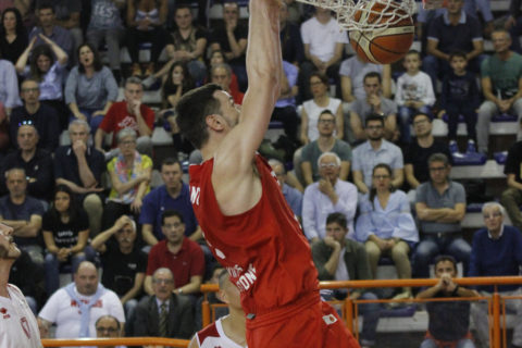 Basket: serieB: Virtus Valmontone e capitan Bisconti ancora insieme