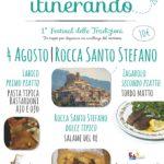 """""""Itinerando"""", al via il 1° Festival delle tradizioni gastronomiche dei Monti Prenestini"""