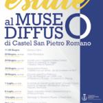 CASTEL SAN PIETRO ROMANO: UNA SERATA COL NASO ALL'INSU'