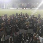 Lirfl (rugby a 13), L'Aquila è campione d'Italia. Speranza: «Finalmente questo titolo»