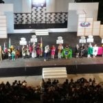 Latium Festival, chiusura ufficiale a Cori con la girandola finale del folklore proveniente da tutto il mondo