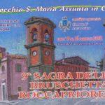 Preparativi in corso per la XV Sagra della Bruschetta a Rocca Priora