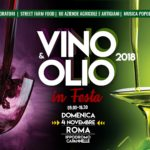 VINO e OLIO in FESTA 2018 al Mercato Contadino Roma e Castelli Romani