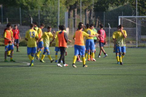 Ss Torre Angela Acds (calcio, Under 16 prov.), Filippis: «Vedremo dove possiamo arrivare»