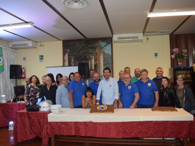 GRANDE PARTECIPAZIONE ALLA CENA DEL COMITATO ARA DI NORMA