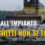 IL M5S DICE NO ALL'IMPIANTO E ALLA DISCARICA A CARCHITTI.