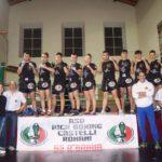 Sport da combattimento- Campionati mondiali Wtka a Marina Di Carrara