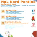 Settimana nazionale Nati per Leggere a Cori