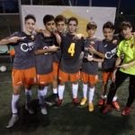 As Roma Futsal, altro successo per l'Under 15. Pavese poker: «Dobbiamo vincere il campionato»