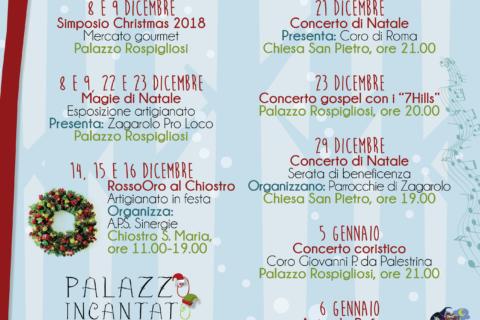 """""""Tutto un altro Natale"""", da questo weekend al via gli eventi natalizi di Zagarolo"""