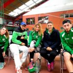 Tc New Country Club Frascati, tre universitari a Grenoble per un torneo internazionale a squadre