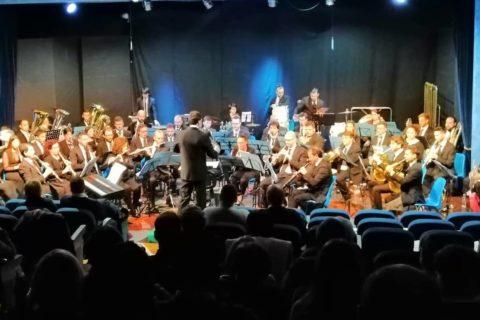 Palestrina: successo per l'Orchestra di fiati dei Monti Prenestini e Ernico-Simbruini