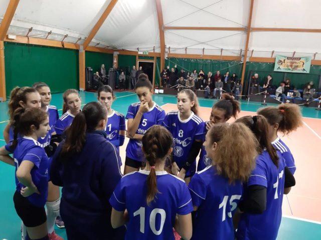 Volley Club Frascati, capitan Ribechi crede nell'Under 13 Elite: «Prima vinciamo il provinciale…»