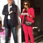Palestrina:  inaugurazione comitato elettorale Lorella Federici