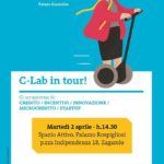 C-LAB IN TOUR FA TAPPA A ZAGAROLO