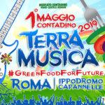 Terra e Musica 2019: Festa del 1° Maggio Contadino a Roma