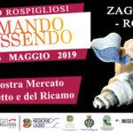 """Zagarolo: torna """"Tramando…Tessendo"""" a  Palazzo Rospigliosi"""