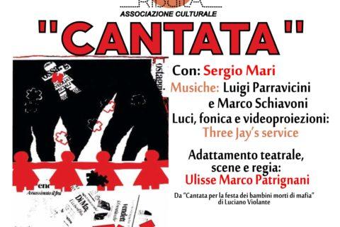 Cantata per la legalità a San Vito Romano… ricordando Capaci