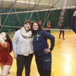 Polisportiva Borghesiana volley, una mental coach per l'Under 13 femminile: ecco Cinzia Colucci