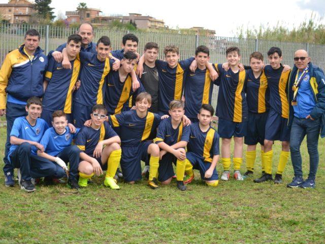 "Torre Angela Acds (calcio, Under 14 prov.), Nobili: ""Proviamo a finire senza perdere"