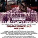 Palestrina: Euripide e le baccanti al Teatro Principe