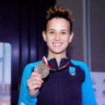 Frascati Scherma, Irene Vecchi ottima terza nella tappa di Coppa del Mondo di Tunisi