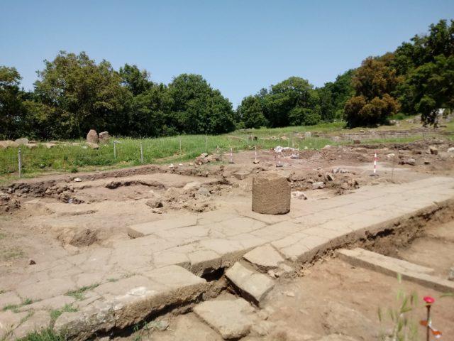 Chiusura della XXII campagna di scavo archeologico a Tuscolo