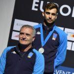 Frascati Scherma: Garozzo vice campione europeo nel fioretto, la Volpi medaglia di bronzo
