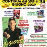 Lariano: ottimo il bilancio della decima edizione della Sagra della Pizza