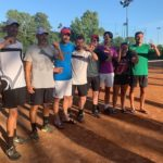 Tc New Country Frascati (tennis), prima squadra promossa