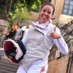 Frascati Scherma: Alice Volpi e Alessio Sarri trionfano ai campionati italiani,