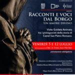 Quando le visite guidate incontrano il teatro anche a Castel San Pietro Romano