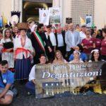 """Valmontone: """"Notte Bianca delle Degustazioni"""", grande successo!"""