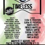 PALESTRINA: TORNA LA TIMELESS BAND