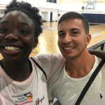 Club Basket Frascati, Marzia Okereke all'Elite Basket Roma