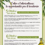 """San Vito Romano socio dell'Associazione Nazionale """"Città dell'Olio"""""""