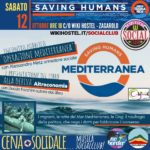 """Saving Humans"": un grande incontro per Mediterranea a Zagarolo"