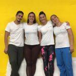 Asd Judo Frascati, la Ghio e il settore ginnastica artistica