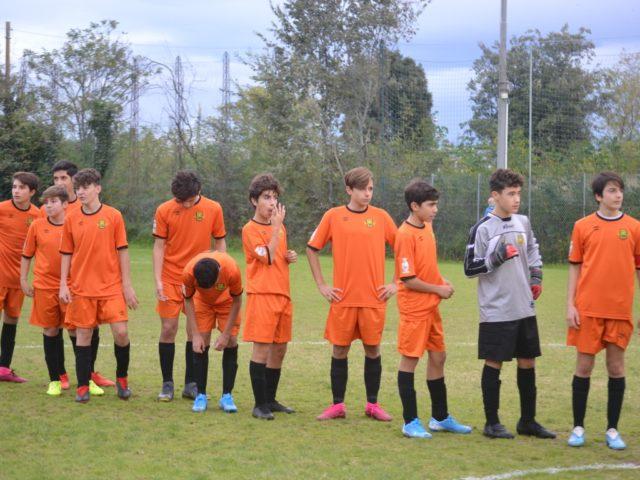 Uln Consalvo (calcio), Under 14 provinciale in vetta