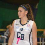 """Club Basket Frascati (C/f), buona la prima. Alessia Candidi: """"Obiettivi? Vogliamo fare il massimo"""""""