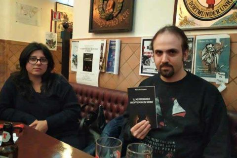 A Marino Michele Franco ha presentato il suo terzo romanzo