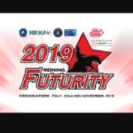 CREMONA 22 – 30 NOVEMBRE 2019 FUTURITY REINING NRHA-FISE MARCO PAOLACCI  CLASSIFICATO AL 2° POSTO N.R.HAYOUTH UNDER 13 – YOUTH TROPHY