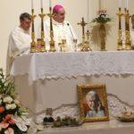 Inaugurata la chiesa di Valle Martella