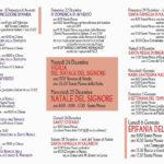 Parrocchia San Giovanni Battista di Giulianello: le iniziative per i giorni di festa