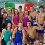Frascati Sporting Village, i ragazzi del salvamento protagonisti ad Eindhoven e agli Assoluti