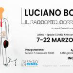 Allo Spazio COMEL: Il Racconto corre sul filo di Luciano Bonomi