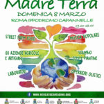 Festa della Madre Terra domenica 8 marzo Roma Ippodromo Capannelle